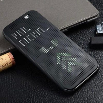 case dot view htc m9 gia re