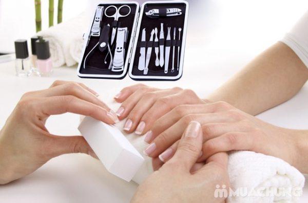 bộ dụng cụ chăm sóc móng da