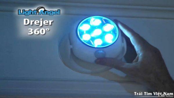 Đèn cảm ứng chuyển động 360