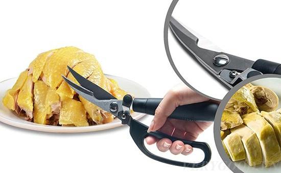 Kéo cắt thịt gà đa năng