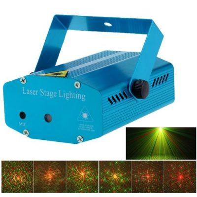 Đèn chiếu laser stage cảm ứng theo điệu nhạc