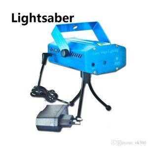 Đèn chiếu laser stage lighting cảm ứng theo điệu nhạc