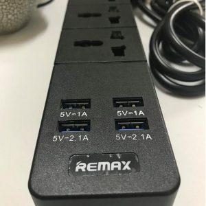 ổ cắm điện đa năng du lịch Remax B-T08