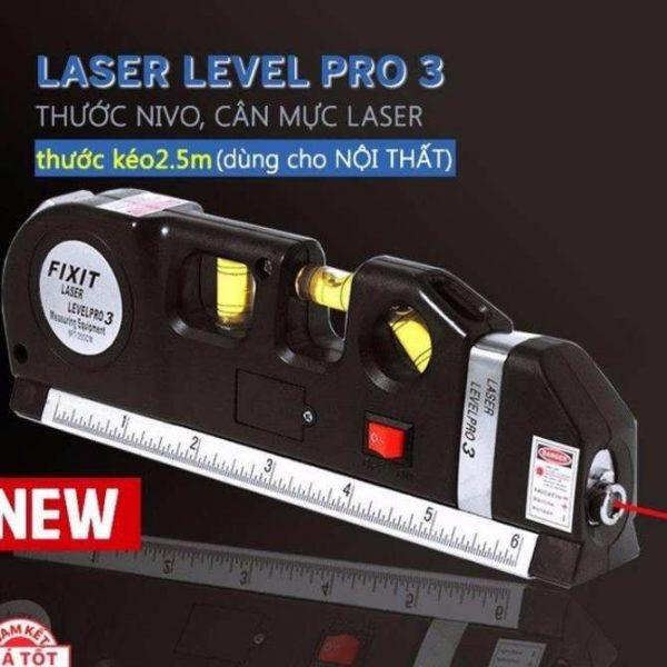 Thước đo lấy tọa độ bằng tia laser