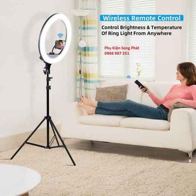 Đèn Led hỗ trợ chụp ảnh 45cm