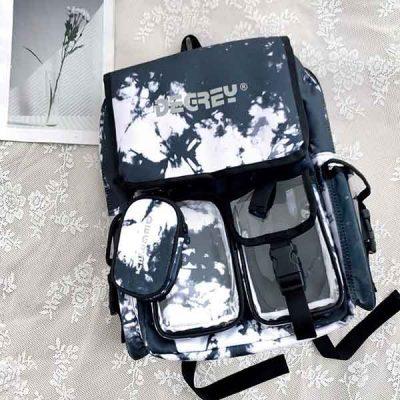 Balo Degrey- TieDye Backpack Dark Green