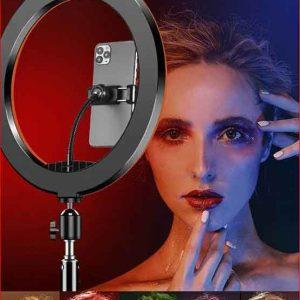 Đèn RGB LED Soft Ring Light MJ26