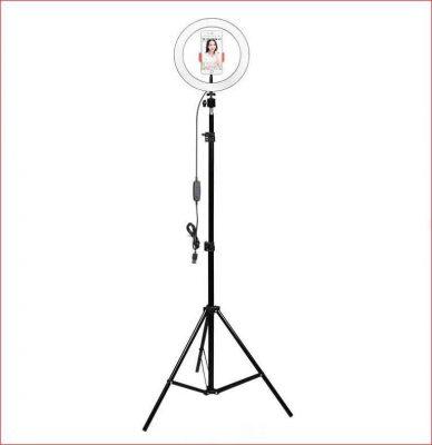 Đèn led livestream 33cm